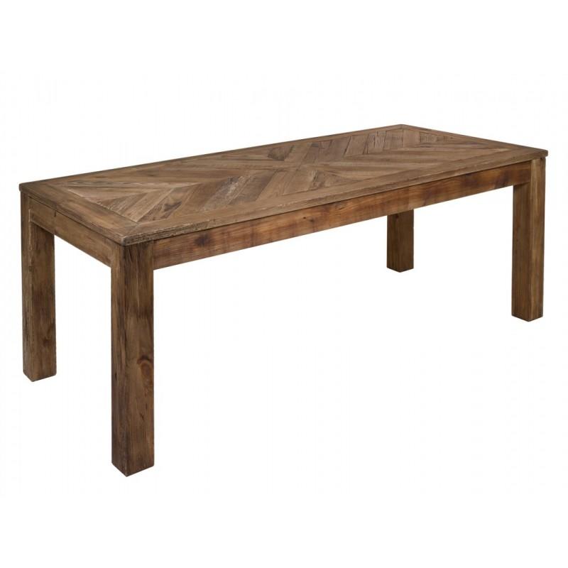 Mesa Comedor madera reciclada
