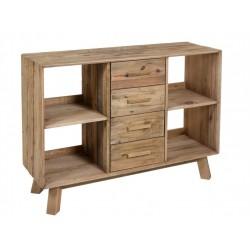 Estantería rustica madera...