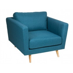Sillón Diseño Azul