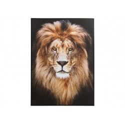 Cuadro león grande