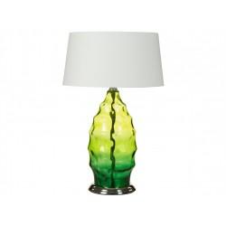 Lámpara mesa cristal