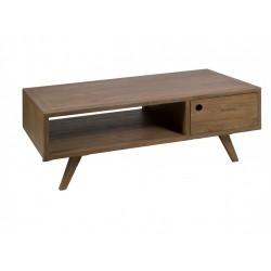 Mesa centro escandinava madera