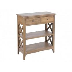 Consola madera colonial