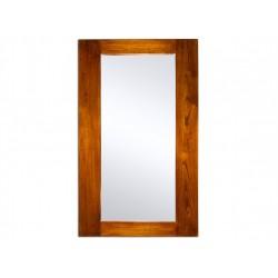 Espejo Colonial Nogal