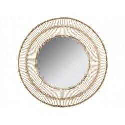 Espejo Bambú