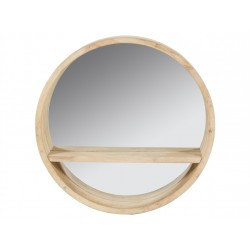 Espejo redondo nórdico