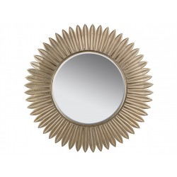 Espejo Sol Dorado