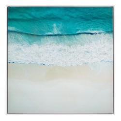 Cuadro óleo Playa