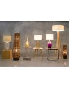 Ilumina tu mesa o mesita de noche con lamparas de sobremesa estilosa